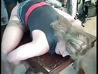 crossdresser (gay) blowjob (gay)