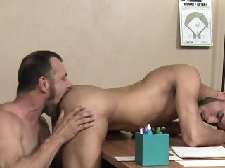 blowjob (gay) asslick (gay)